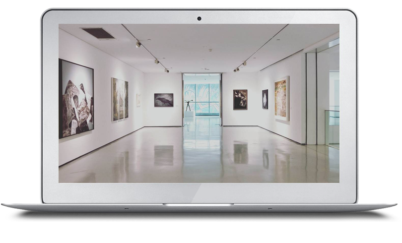 The advantages of the online art gallery