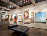 private art galleries